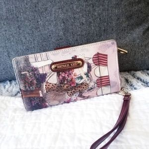 Nicole Lee USA Wallet